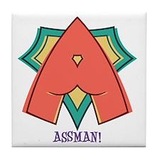 assman-T Tile Coaster