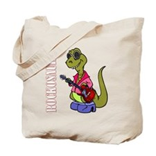 rockosaurus-dark Tote Bag