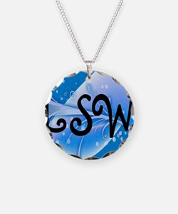 LSW Blue Necklace