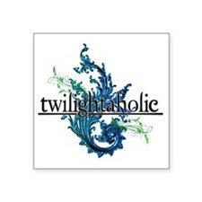 "Eclipse Movie  Twilightahol Square Sticker 3"" x 3"""