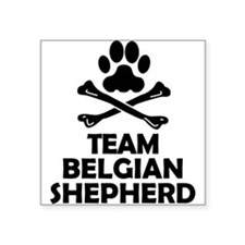 Team Belgian Shepherd Sticker