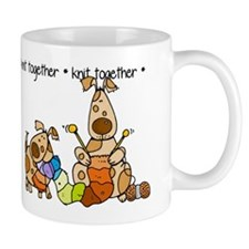 Knit together II Mug
