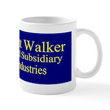 Recall Scott Walker -wholly owned Mug