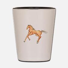wild pony Shot Glass
