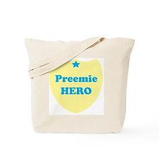 premieheroblue Tote Bag