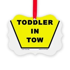 toddler-in-tow Ornament