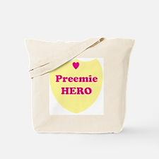 preemiehero Tote Bag