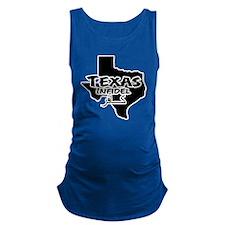 texasinfidel Maternity Tank Top