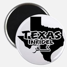 texasinfidel Magnet
