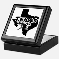 texasinfidel Keepsake Box