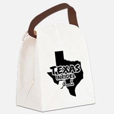texasinfidel Canvas Lunch Bag
