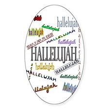 hallelujahtall Decal