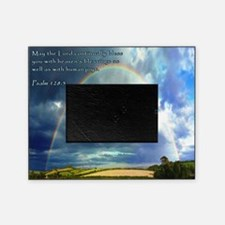 Psalm 128-5 Full Rainbow Picture Frame