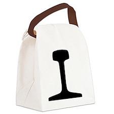 rail Canvas Lunch Bag
