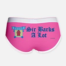 Sir Barks A lot Women's Boy Brief