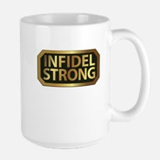 INFIDEL STRONG Mugs