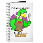 Polly Wants A Cracker Journal