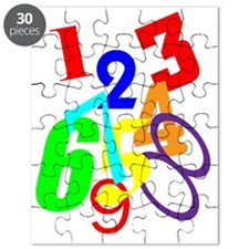 NUMBERS II Puzzle