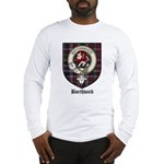 Borthwick Clan Crest Tartan Long Sleeve T-Shirt