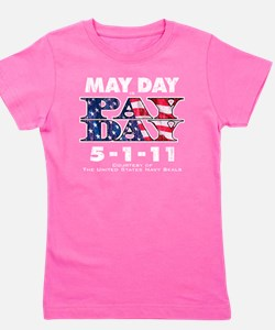 May Day is Pay Day Girl's Tee
