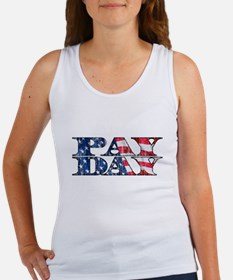 May Day is Pay Day Women's Tank Top