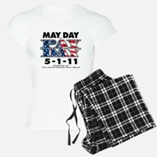 May Day is Pay Day WHT Pajamas