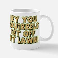 FIN-squirrels-lawn-WonB Mug