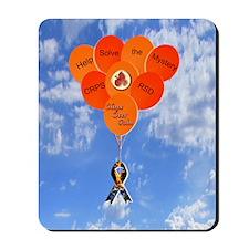Help Solve the Mystery CRPS RSD Balloons Mousepad
