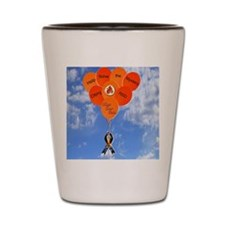 Help Solve the Mystery CRPS RSD Balloon Shot Glass