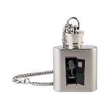 SportsAnnouncements042211 Flask Necklace