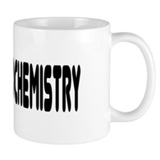 I Heart (Love) Biochemistry Mug