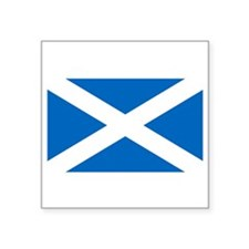 "Scotland-DARK Square Sticker 3"" x 3"""