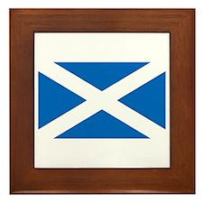 Scotland-DARK Framed Tile