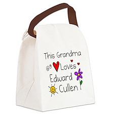 This Grandma Canvas Lunch Bag