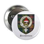 Bouchannane Clan Crest Tartan 2.25