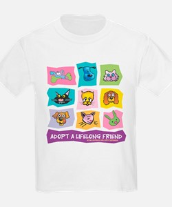 Pets Rock Kids T-Shirt