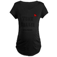 team callie heart T-Shirt