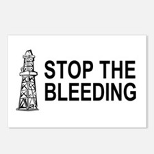 Stop the Bleeding Postcards (Package of 8)