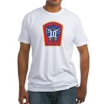Prince William Fire Fitted T-Shirt