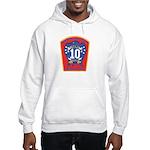 Prince William Fire Hooded Sweatshirt