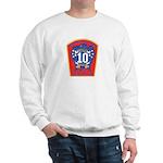 Prince William Fire Sweatshirt
