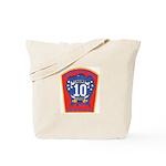 Prince William Fire Tote Bag