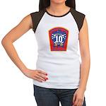 Prince William Fire Women's Cap Sleeve T-Shirt