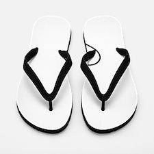 teamalexwhite Flip Flops