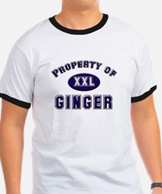 Property of ginger T