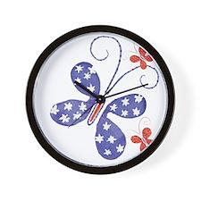 little miss free Wall Clock