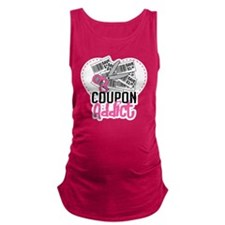 Coupon-Addict Maternity Tank Top