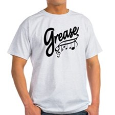 grease for white t-shirts T-Shirt