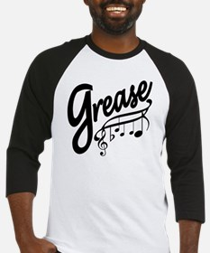 grease for white t-shirts Baseball Jersey