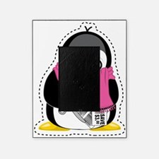 Couponing-Penguin-Scarf Picture Frame